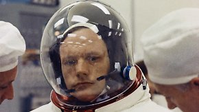 Tod einer Legende: Neil Armstrong stirbt nach Herz-OP