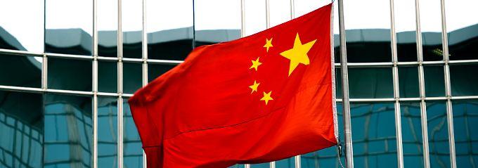 In Peking gibt man sich gelassen.