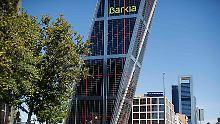 Bankia deckt Milliardenverlust auf: Madrid ruft den Spanien-Fonds