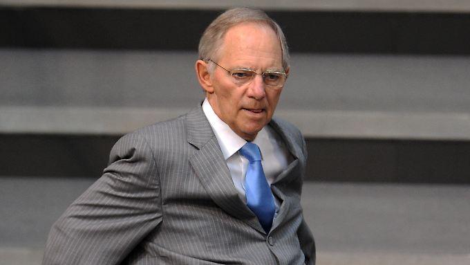 jahrelang unionsfraktionschef und bundesminister wolfgang schuble - Wolfgang Schuble Lebenslauf