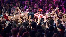 Die MTV Video Music Awards: Alles anders als man denkt