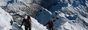 Ende 2010 sterben drei erfahrene polnische Bergsteiger bei einem Schneesturm auf dem Großglockner.