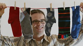 Wäsche lässt man am besten an der Luft trocknen.
