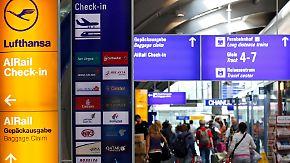 Verständigung auf Schlichtung mit Ufo: Lufthansa-Streik vorerst beendet