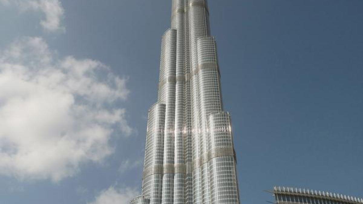 Höchstes Haus der Welt in Dubai Burj wieder geöffnet n