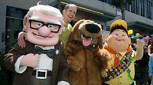 """""""Oben"""" lief 2009 als erster 3D-Film als Eröffnungsfilm auf dem renommierten Filmfestival in Cannes."""