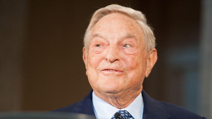 Börsen-Guru im n-tv Interview: George Soros zweifelt am Draghi-Plan
