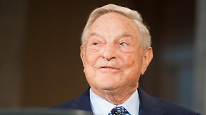 Börsen-Guru im n-tv Interview: George Soros zweifelt am Draghi-Plan