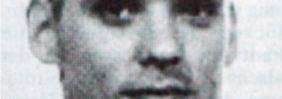 Uwe Mundlos auf einem Fahndungsfoto aus dem Jahr 1998.