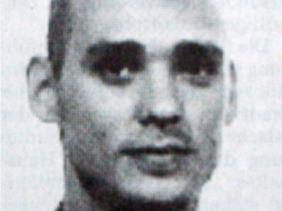 Das Fahndungsfoto von Uwe Mundlos aus dem Jahr 1998.