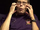 Alkoholsucht, Tablettenrausch: Für Stephen King ist das Vergangenheit.