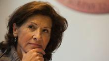 Antonia Rados ist zu einer  Spezialistin der Berichterstattung aus Krisengebieten geworden.