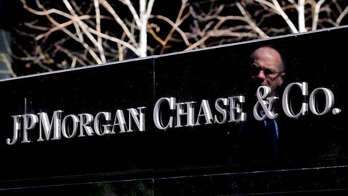 Im Visier der US-Ermittler: Die Großbank JPMorgan.