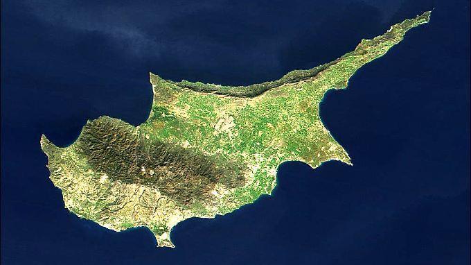In Zypern sollen große Mengen russischen Schwarzgeldes lagern.