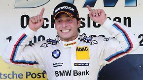Start-Ziel-Sieg: Spengler macht DTM richtig spannend