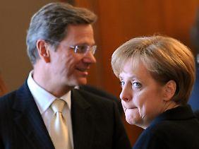 Merkel schätzt den verbalen Ausritt ihres Stellvertreters nicht.