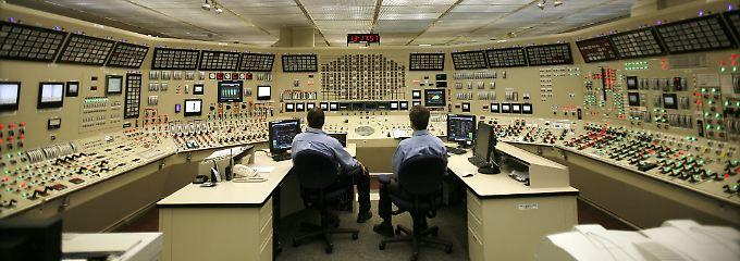 """Von Beruf """"Nuclear Reactor Operator"""" in Alabama: Scharf aufpassen und bloß nicht auf den falschen Knopf drücken."""