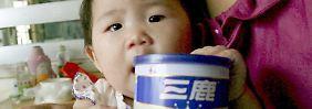 Erst 2008 starben mehrere Babys durch verseuchte Milch.