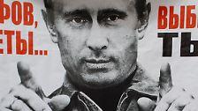 Präsident in Saus und Braus: Putin tobt sich aus