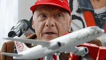 Niki Lauda will heute weitere Details bekanntgeben.