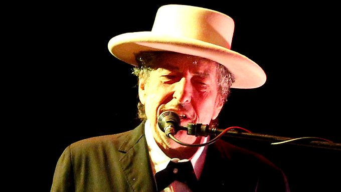 Bob Dylan gilt als einer der möglichen Anwärter auf den Literaturnobelpreis.