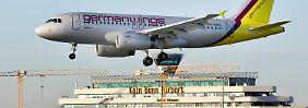 Wie sicher sind Flüge mit Germanwings?