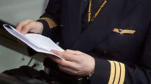Die Piloten haben sich für den Arbeitskampf entschieden.