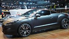 Mondial de l'Automobile in Paris: Visionen, Hochleistungselektriker und PS-Protzer