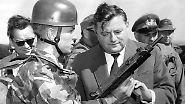 """Vor 50 Jahren: Der Machtkampf mit dem """"Spiegel"""": Die Franz-Josef-Strauß-Affäre"""