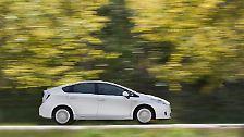 Rangliste der umweltfreundlichen Autos: Hybride liegen vorn