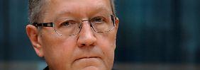 Der deutsche Finanzfachmann Klaus Regling leitet den ESM.