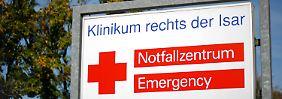 Am Münchner Klinikum rechts der Isar wurde offenbar zu lax mit Organspende-Regeln umgegangen.