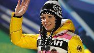 Olympia: Lange schreibt Geschichte: Und Magdalena Neuner hat genug