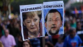 Spanien in der Dauerkrise: Kanaren schlüpfen unter Hilfsfonds