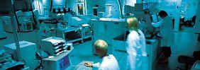 Biotech-Aktien gefragt: Millionen-Kooperation treibt Evotec