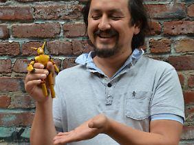 Vander Caballero gründete sein eigenes Studio - nach 12 Jahren bei Electronic Arts.