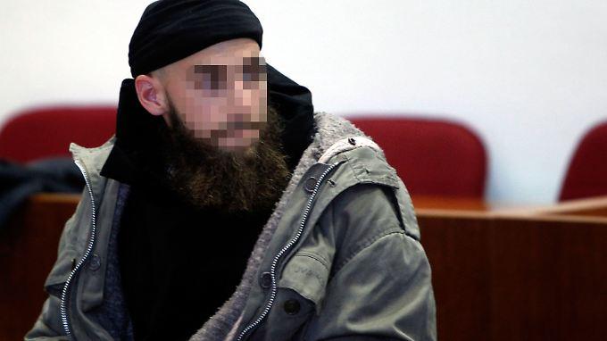 Messerattacke auf Polizisten für Allah: Salafist Murat K. bereut nichts