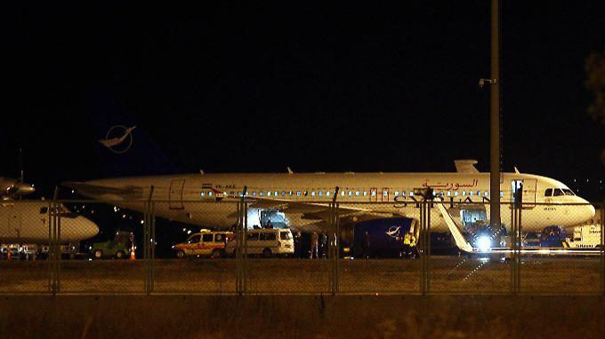 Passagierflugzeig zur Landung gezwungen: Syrien wirft Türkei Luftpiraterie vor