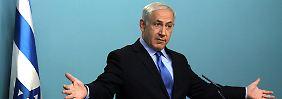 Benjamin Netanjahu ist seit 2009 Premierminister von Israel.