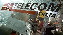 Mamma Mia: Wirbel bei Telecom Italia