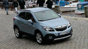 Er eröffnet in Deutschland das Teilsegment der sub-kompakten SUV: der Opel Mokka.