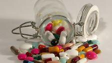 Oft sind es einige wenige Medikamente, mit denen die Pillenriesen einen Großteil ihres Geschäfts bestreiten.