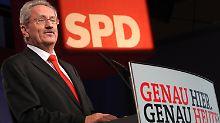 Der bisherige Münchner Oberbürgermeister will Bayern für die SPD gewinnen.