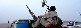 Der Norden Malis wird von Rebellen kontrolliert.