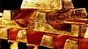 Goldreserven der Bundesbank: Rechnungshof fordert Inventur