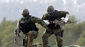 Praktikanten bei der Bundeswehr: Mutproben gehören dazu