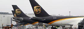 UPS will die Deutsche Post auf dem europäischen Markt mit der Übernahme des Konkurrenten TNT angreifen.