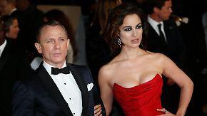 """Glamouröse Bond-Premiere in London: Kritiker feiern """"Skyfall"""""""
