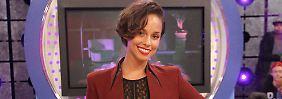Alicia Keys steht fest an der Seite von US-Präsident Barack Obama.