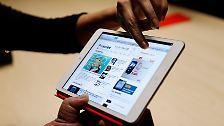 Verkaufsstart lockt Apple-Anhänger: Hatz auf das iPad Mini beginnt